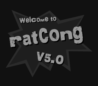 Welcome to ratCong V5.0